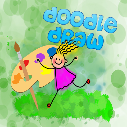 Doodle Draw - Kids Drawing App