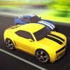3D Traffic Toon Racer : Hi Speed Real Escape Racing Rivals in City Road Lite racer road speed