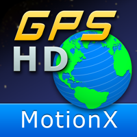 MotionX GPS HD
