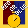 Red or Blue - The Game of Fast Choices