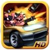 バッドなスマッシュピギーズ - 銀行強盗犯罪の警官レースゲーム