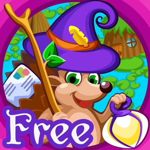 Logic and Spatial Intelligence Free: educational games and IQ training for kids 3-7 years old by Hedgehog Academy iOS App