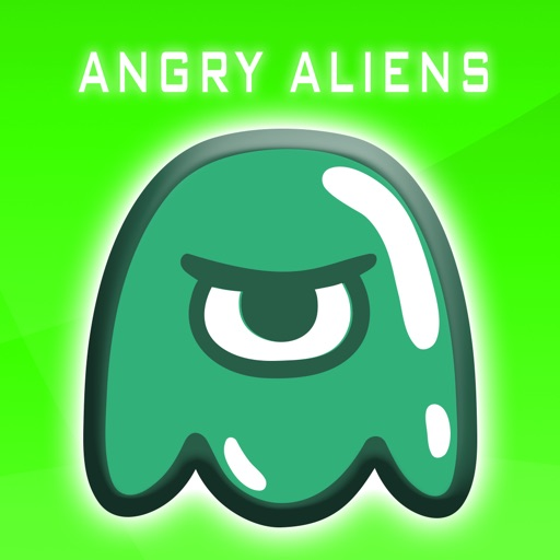 Angry Alien Game iOS App