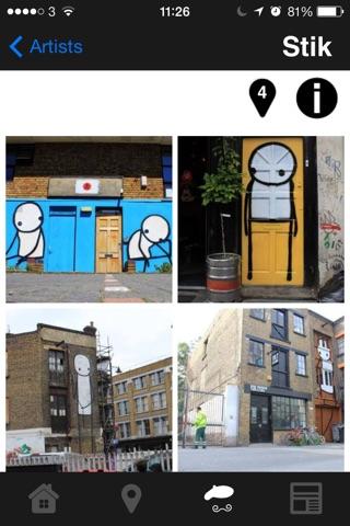 Street Art London screenshot 3