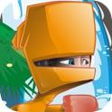Ninja sword collect treasures PRO icon