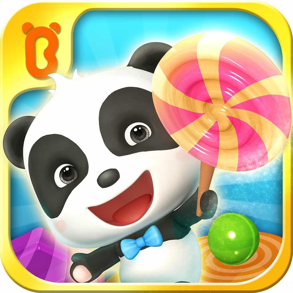 糖果工厂-宝宝巴士-儿童早教3D益智游戏