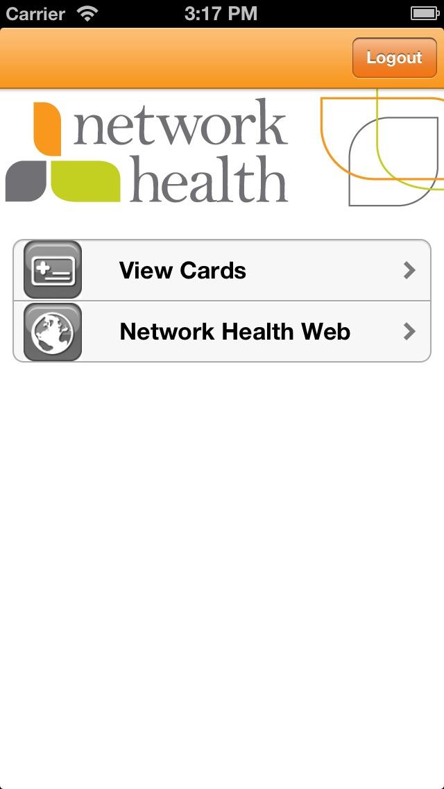 Network Health ID CardScreenshot of 2