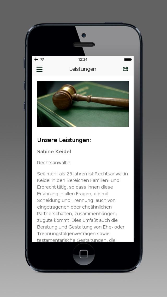 Screenshot von Keidel und Hammer3