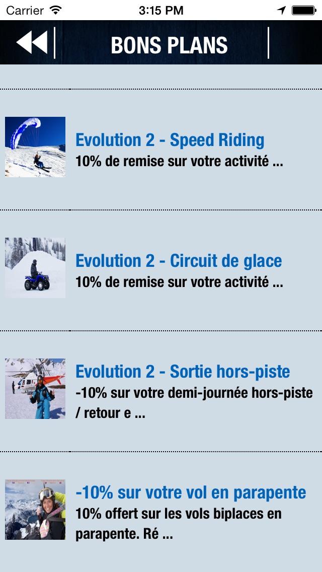 VAL D'ISERE par SKI 360 (bons plans, infos ski, séjours, GPS challenge,…)Capture d'écran de 5