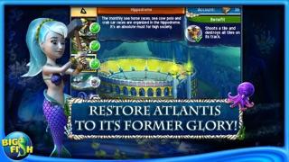 Jewel Legends: Atlantis - A Match 3 Puzzle Adventure-0