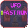 Fun Ufo Jumping Run