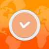 World Clock Pro - Convertisseur d'heure et fuseau horaire business ou perso pour conference call et voyage