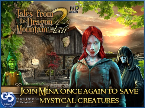 Tales from the Dragon Mountain: the Lair HD (Full) Screenshot