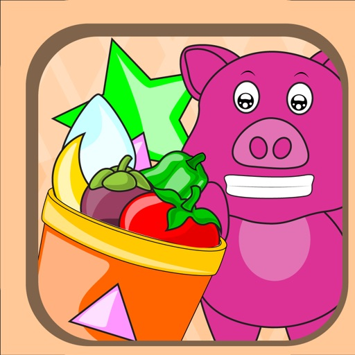 Baby learning shapes iOS App