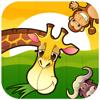 Toddler's Preschool Zoo Animals Puzzle