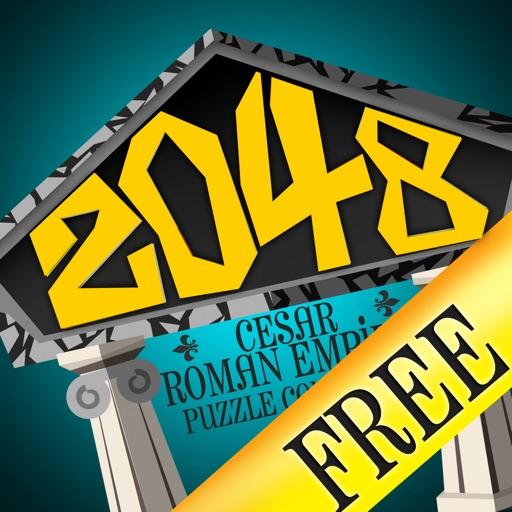 2048 Cesar Roman Empire Puzzle Conquest - Free iOS App
