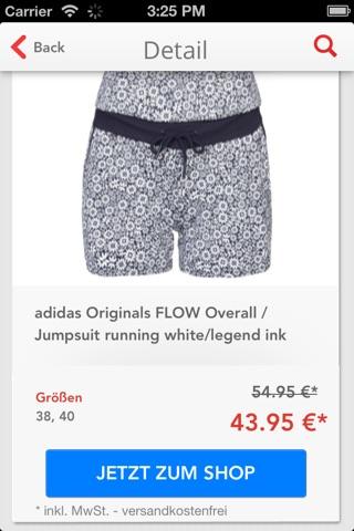 Damenmode-Shop: Kleider, Hosen, Jacken, Shirts, Tops und mehr für Fashion-Frauen, plus Sale! screenshot 3