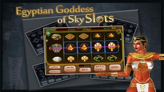 Egyptian Goddess of Sky Slots Free - Arcade Casino Presents a Vegas Style Slot Machine Game For Your Entertainment!-2