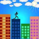 Rooftop Runner – Newest fast roof hopper thrill game free icon
