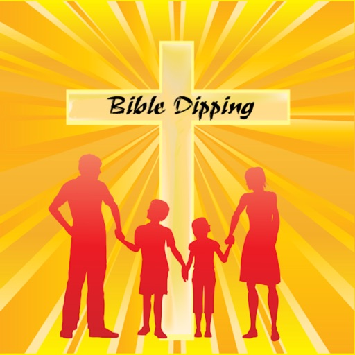 Bible Dipping Lite iOS App