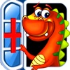 Dr. Dino!- Educational Doctor Games for Kids & Toddlers Education