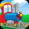 Trains Matching - Memory Match Game Fun for Little Train Lovers! - By Apps Kids Love, LLC icon
