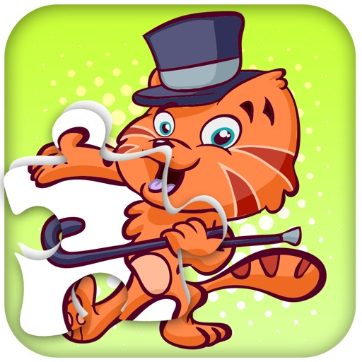 Feline Doggy & Selfies Free - Snap Picture-s of Your Pet-s and Solve the Puzzle iOS App