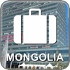Offline Map Mongolia (Golden Forge)