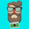 Mustache Your Face Booth - Beardify Me & Grow A Beard or Facial Hair For Disguise