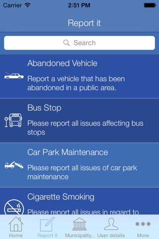 India - My Municipality Services screenshot 3