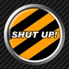 Shut Up Button for iPhone / iPad