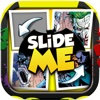Slide Me Puzzle : Picture Games Batman Villains Tiles Quiz