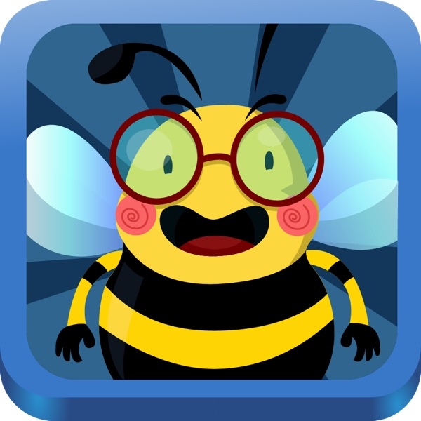 Spelling Bee Word Game for kids from kindergarten to 6th
