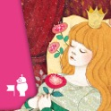 Sleeping Beauty - Pink Paw Books Interactive Fairy Tale Series icon