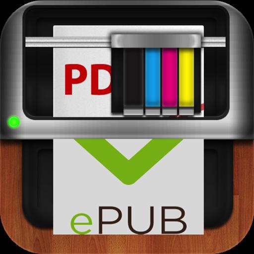 PDF转换ePub 转换器