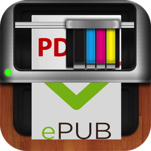 PDF轉換ePub 轉換器