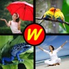 A Word to Guess - Popular Photo Puzzle Quiz With Pics & Words