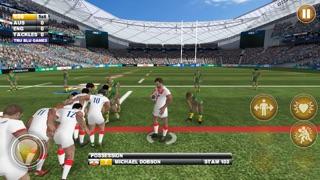 Screenshot of Rugby League Live 2: Quick Match3