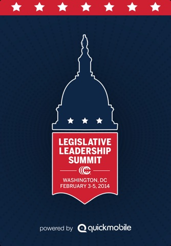 Legislative Summit App 2014 screenshot 1