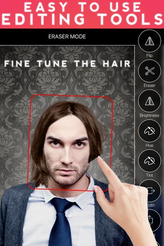 Men's Hairstyles screenshot 2