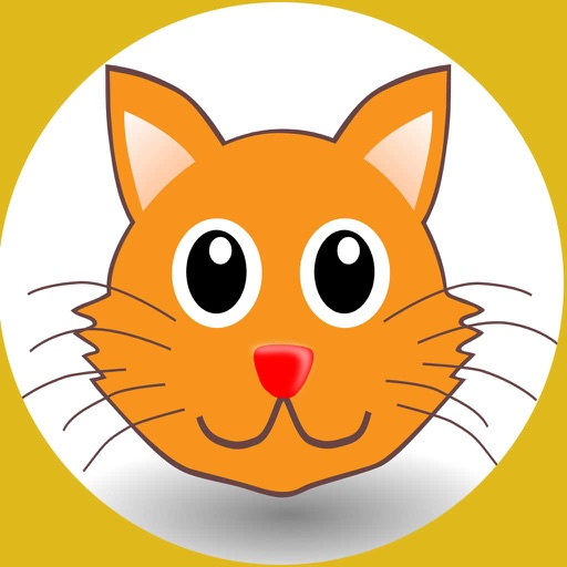 Catch me if you can ? Tom Cat - Circle this cat game for all ages iOS App
