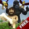 Ape vs Caveman Free