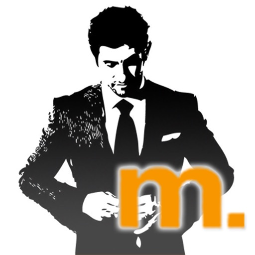Alpha M Icon