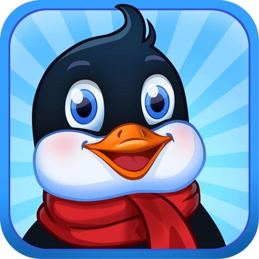 Пингви готовится к школе