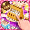 Decoration Games-the cake shop