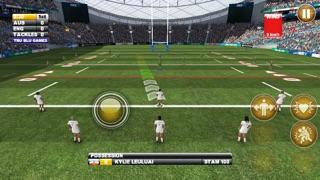 Screenshot of Rugby League Live 2: Quick Match2