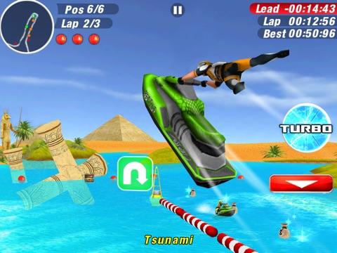 Aqua Moto Racing 2 Screenshot