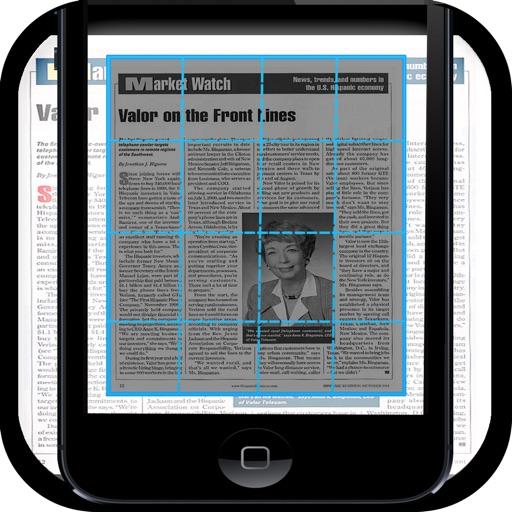 Q-Document Scanner iOS App