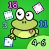 Обучающая игра для детей в возрасте 4-6 лет: Узнайте номера 1-20 для детских садов, дошкольных и детских садов