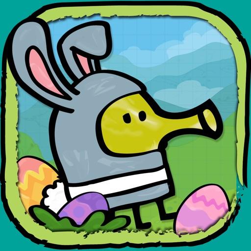 涂鸦跳跃 复活节:Doodle Jump Easter Special【免费新游】
